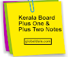 Plus One & Plus Two Malayalam Notes PDF Download