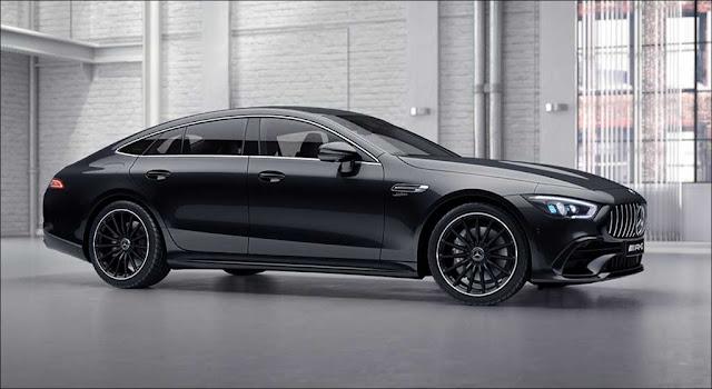 Đánh giá Mercedes Benz AMG GT 53 4MATIC 2021