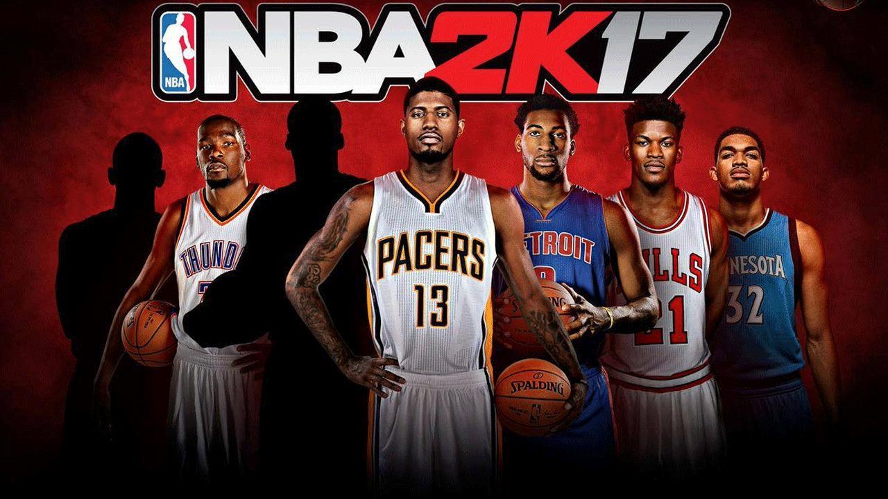 Link Tải Game NBA 2K17 Free Download
