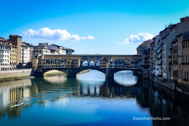 Florencja Dom z Kamienia