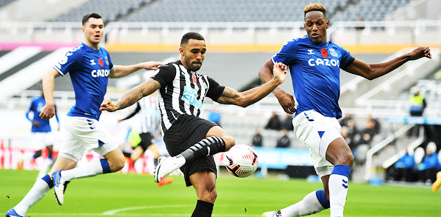 Newcastle United vs Everton – Highlights