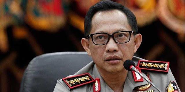 Kapolri Tito: Tolong Dikoreksi, Pak Kilvan Zen Tak Pernah Disebut Dalang Kerusuhan