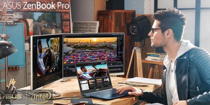 """Asus ZenBook Pro """" Kesempurnaan Sebuah UltraBook """""""