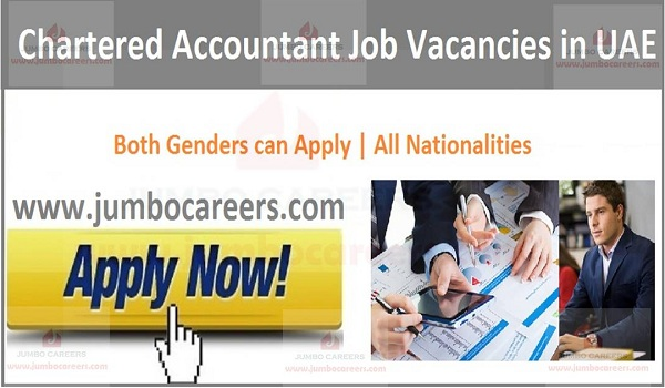 Job openings in UAE
