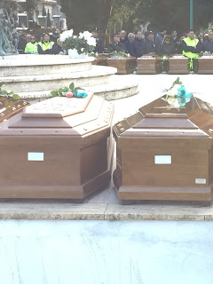 26 Nigerian girls found dead in sea are buried [PHOTOS]