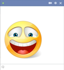 Big Smile Facebook Emoticon