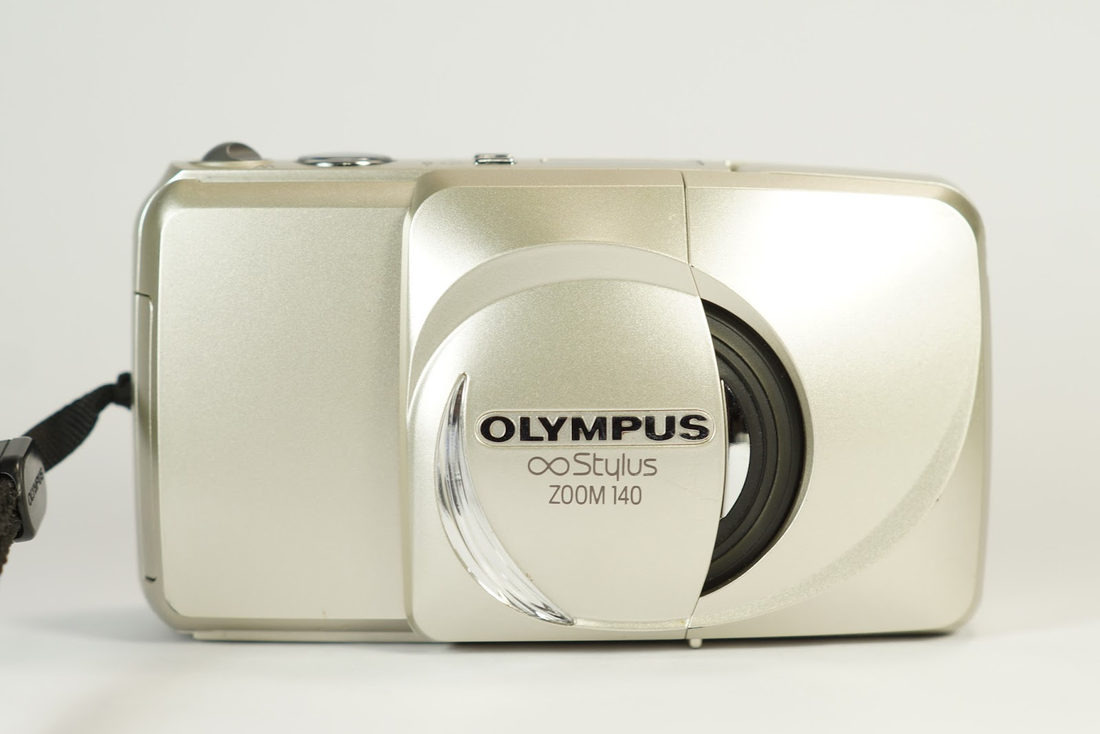 Olympus Infinity Stylus Zoom 140 All Weather Film Camera