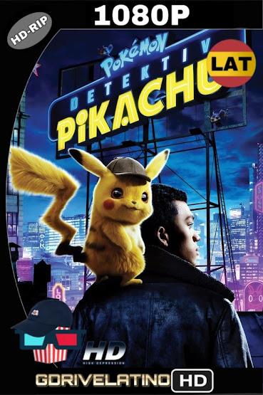 Pokémon: Detective Pikachu (2019) HDRIP 1080p Latino-Ingles MKV