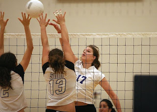 Perfect-drop-in-volleyball