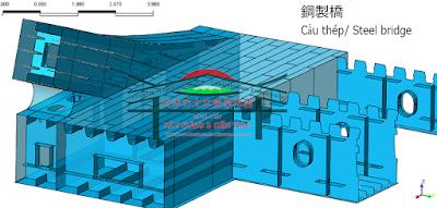 【鋼構造物用語集】Tiếng Nhật chuyên đề Kết cấu thép, cầu thép (Steel Structure Term)