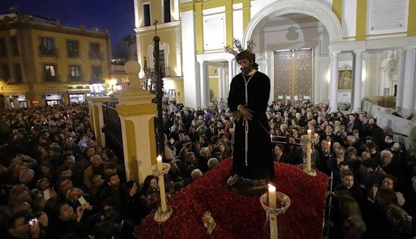 Todos los datos del Vía Crucis en la Hermandad de la Macarena