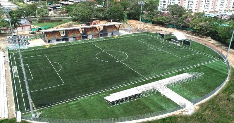 Confirmado: Ibagué será sede de la semifinal del Campeonato Nacional  Infantil de la Difútbol