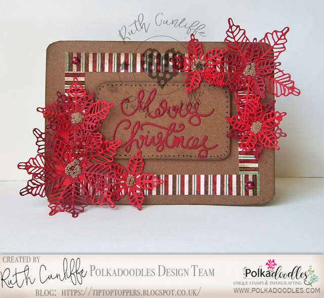 Week 34 - Polkadoodles Crafting ~ Anything Goes Challenge