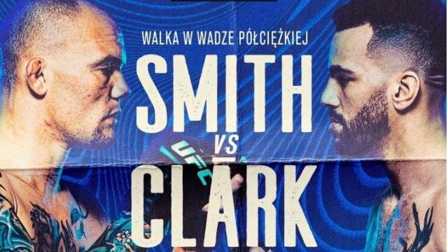 Watch UFC Fight Night Smith vs Clark 28 November 2020 Live Stream and Replay