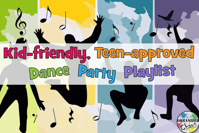 Kid Appropriate Songs To Dance To