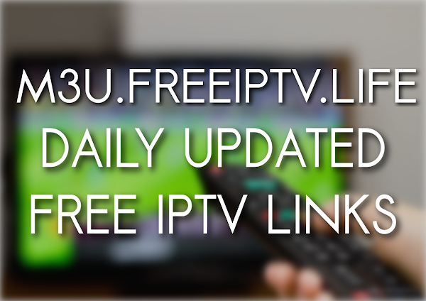 IPTV SERVERS | IPTV LISTS | M3U PLAYLISTS | DAILY AUTO UPDATED LINKS | 03 FEBRUARY 2021