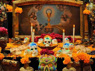 Relatos, Día de Todos los Santos, Día de los Muertos, Juan Carlos Galán
