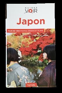 guides voir Japon hachette couverture