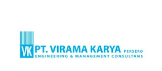 Lowongan Kerja BUMN PT Virama Karya D3 S1 Bulan September 2021