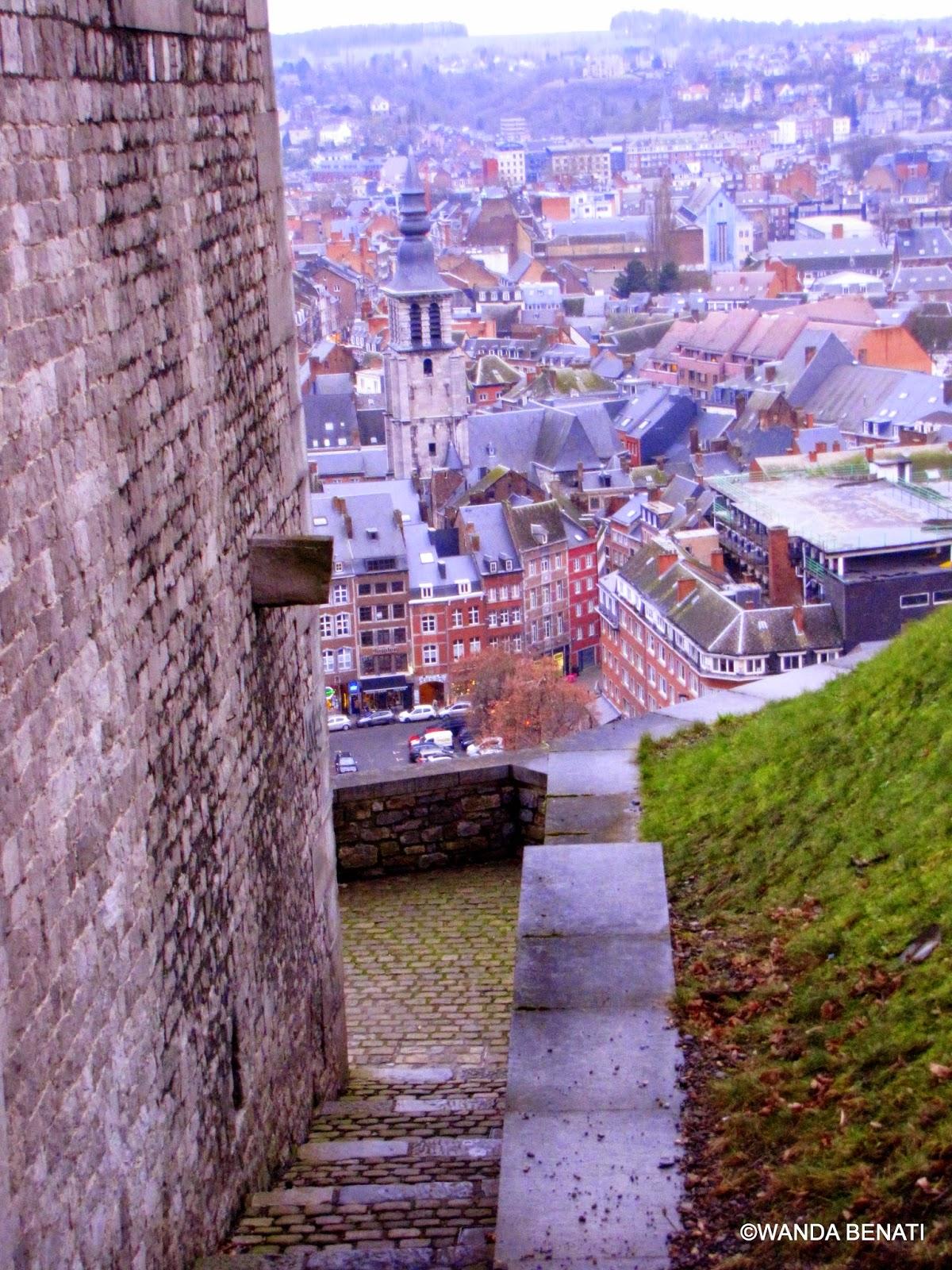 Citadella  di Namur
