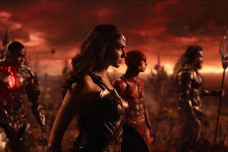 Zack Snyder's Justice League Trailer Removed from Online