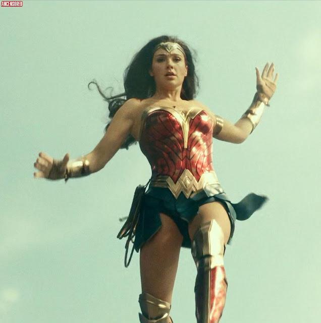 Gal Gadot Stills from Wonder Woman 1984 Actress Trend