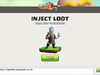 Script Phising Clash Of Clans Inject Loot Tampilan Ice Wizard