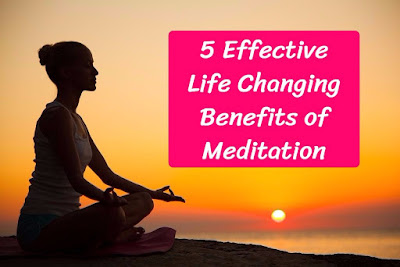 5 Effective Life Changing Benefits of Meditation, energeticreact