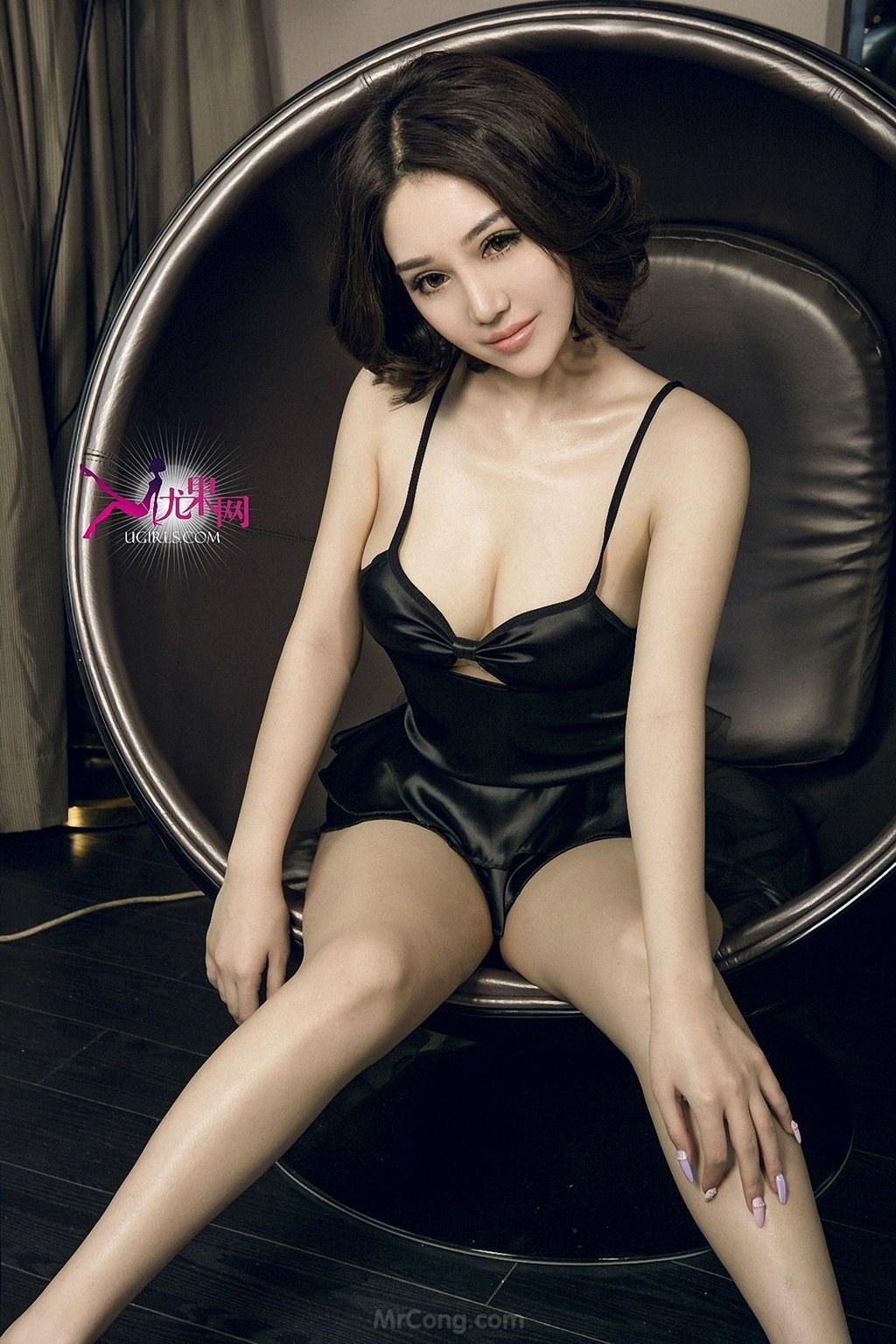 Image MrCong.com-UGIRLS-U146-Wang-Er-Lin-010 in post Mê mẩn với thân hình hoàn hảo của người đẹp Wang Er Lin (王尔琳) trong bộ ảnh UGIRLS 146