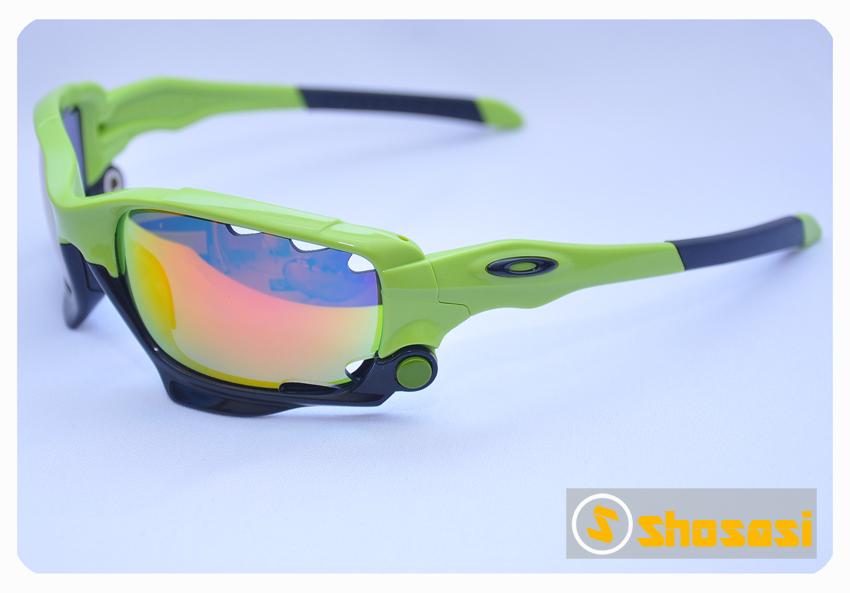 0a0975d5d1 Shosasi  Oakley Jawbone - Livestrong Black Green Edition - Jawbone Hitam  Hijau