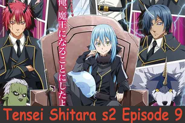 Tensei Shitara Slime Datta ken Season 2 Episode 9