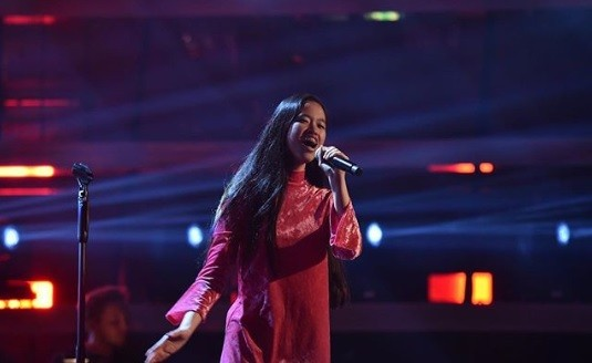 Claudia Buat Bangga Bangsa Indonesia Di The Voice Jerman
