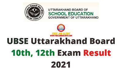 Sarkari Result: UBSE Uttarakhand Board 10th, 12th Exam Result 2021