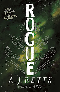 Rogue by A.J. Betts cover