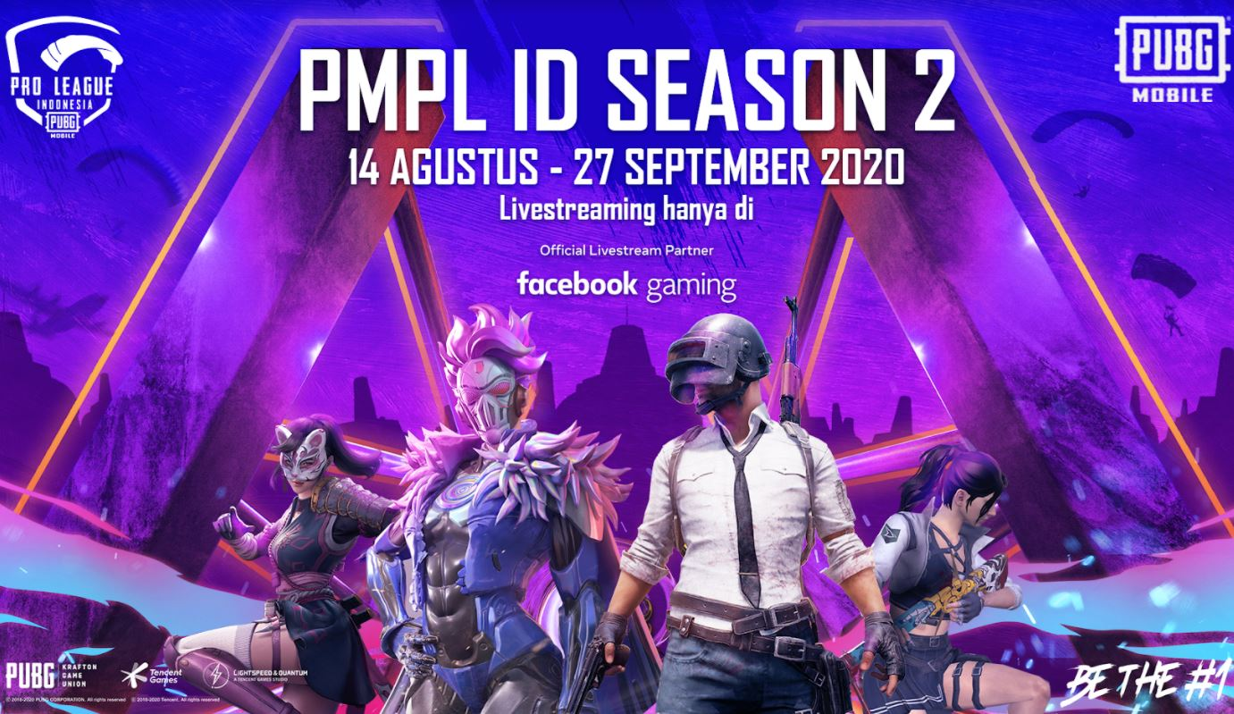 PUBG Mobile Pro League Season 2 Dilanjutkan, 24 Tim Perebutkan Grand Final