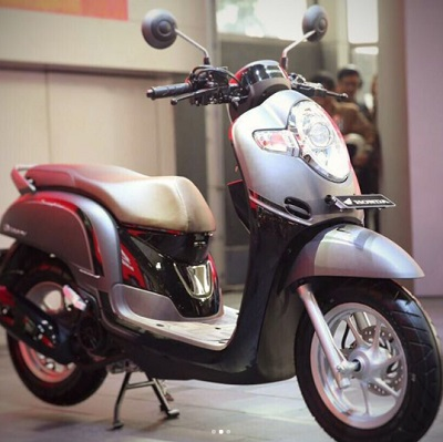 Honda Scoopy Stylish Review