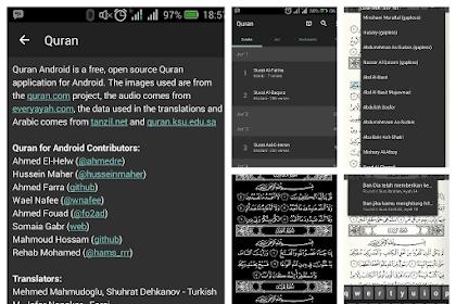 Quran Android, aplikasi Alquran yang benar-benar gratis