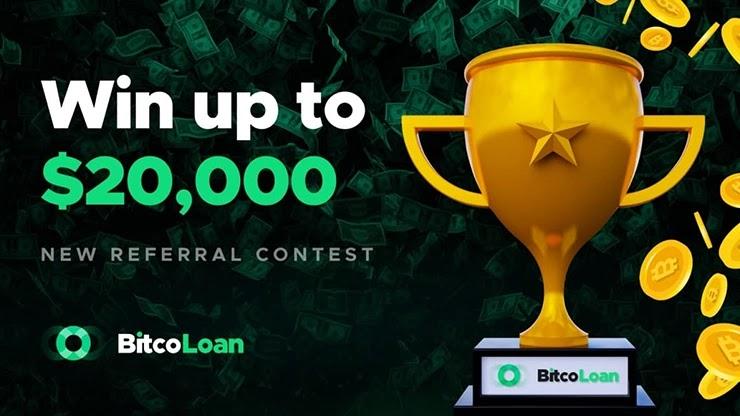 Конкурс от BitcoLoan