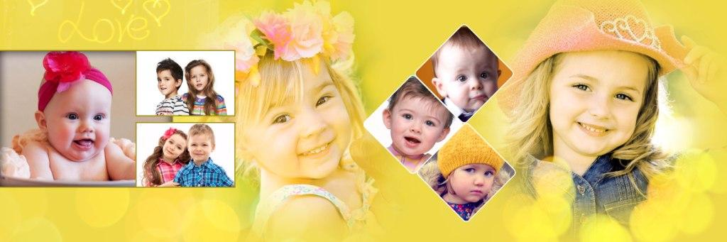 Cradel Design, Baby Photo Design