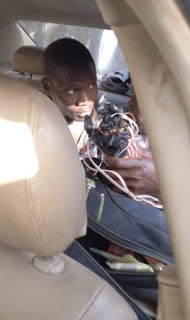 Suicide Bomber Captured At Bishop Oyedepo's Church (See Photos)
