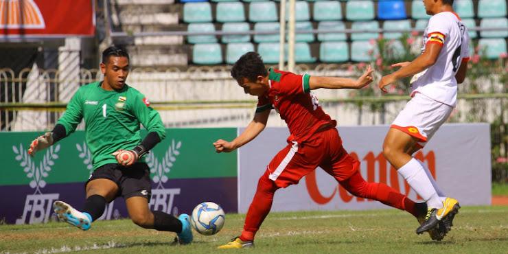 """Timnas Indonesia Melaju Ke Semifinal Setelah """"Keokan"""" Timnas Brunei dengan Skor 8-0"""
