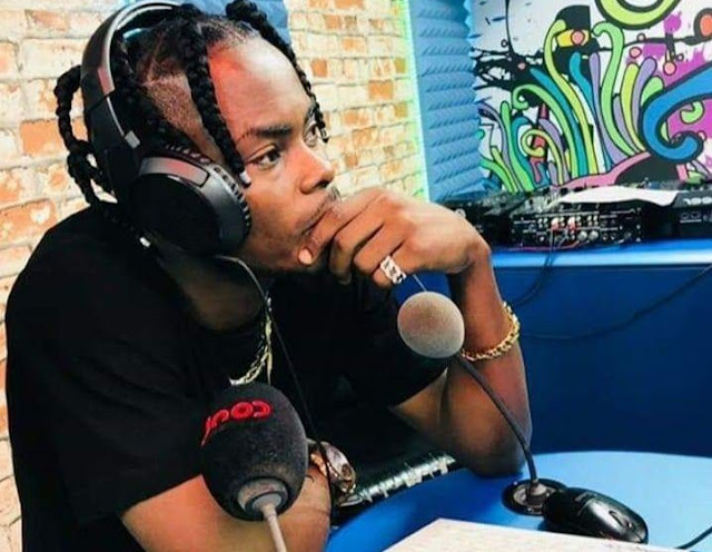 Rapper Ola Dips Reveals He Has Been Homeless For 5 Months