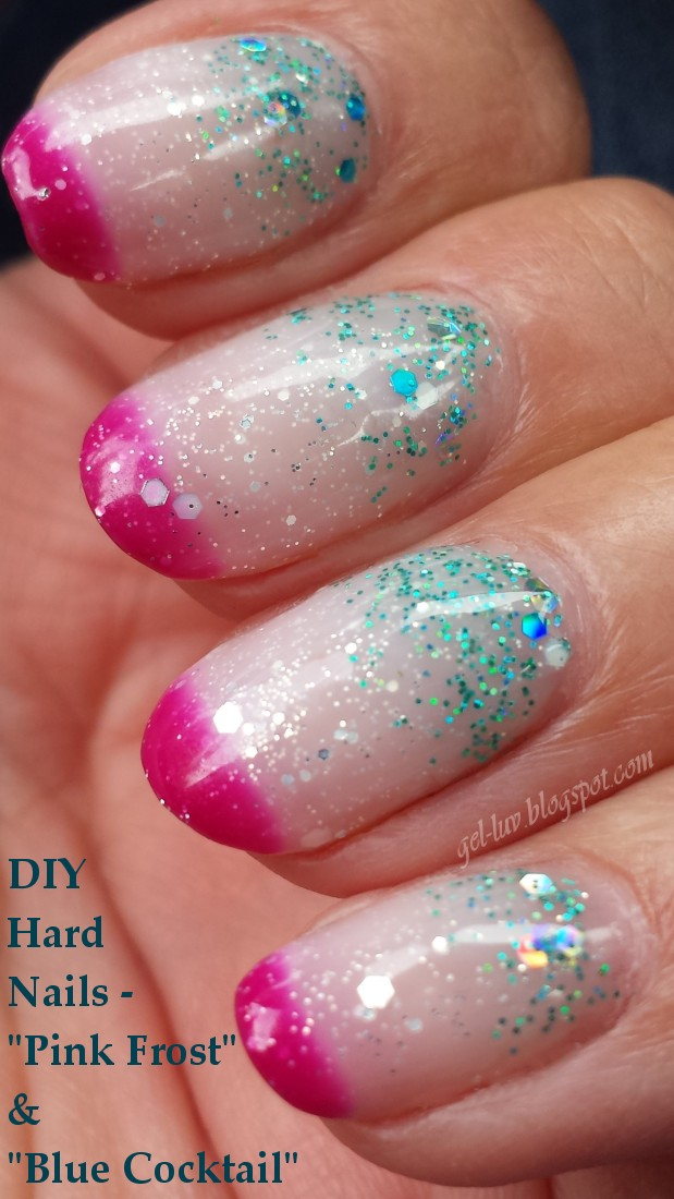 Gel-Luv: A GEL Polish Blog!: DIY Hard Nails Color Changing