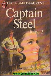 Cecil Saint-Laurent, captain steel, tome 2