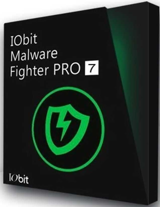 IObit Malware Fighter Pro 7.5.0.5845 poster box cover