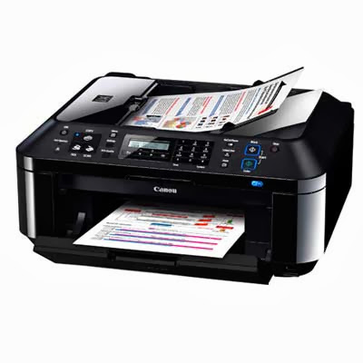 download Canon PIXMA MX416 Inkjet printer's driver