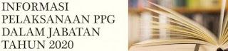 Download Jadwal Pelaksanaan PPG Dalam Jabatan Tahun 2020 Dimulai Bulan Juli 2020