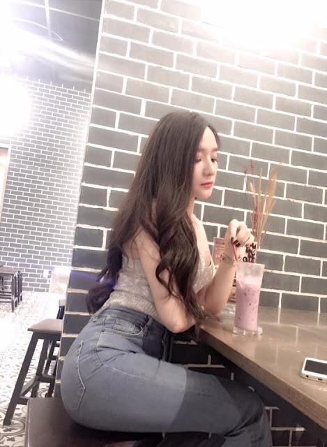 Hot Girl xinh đẹp tổng hợp cuối năm 2016, girl xinh facebook  2