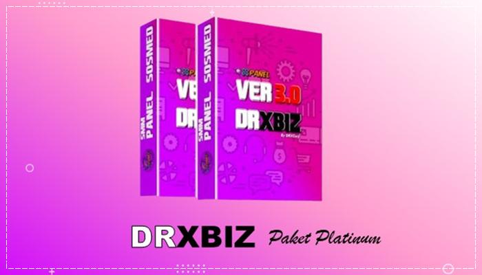 DRXBiz Paket Platinum
