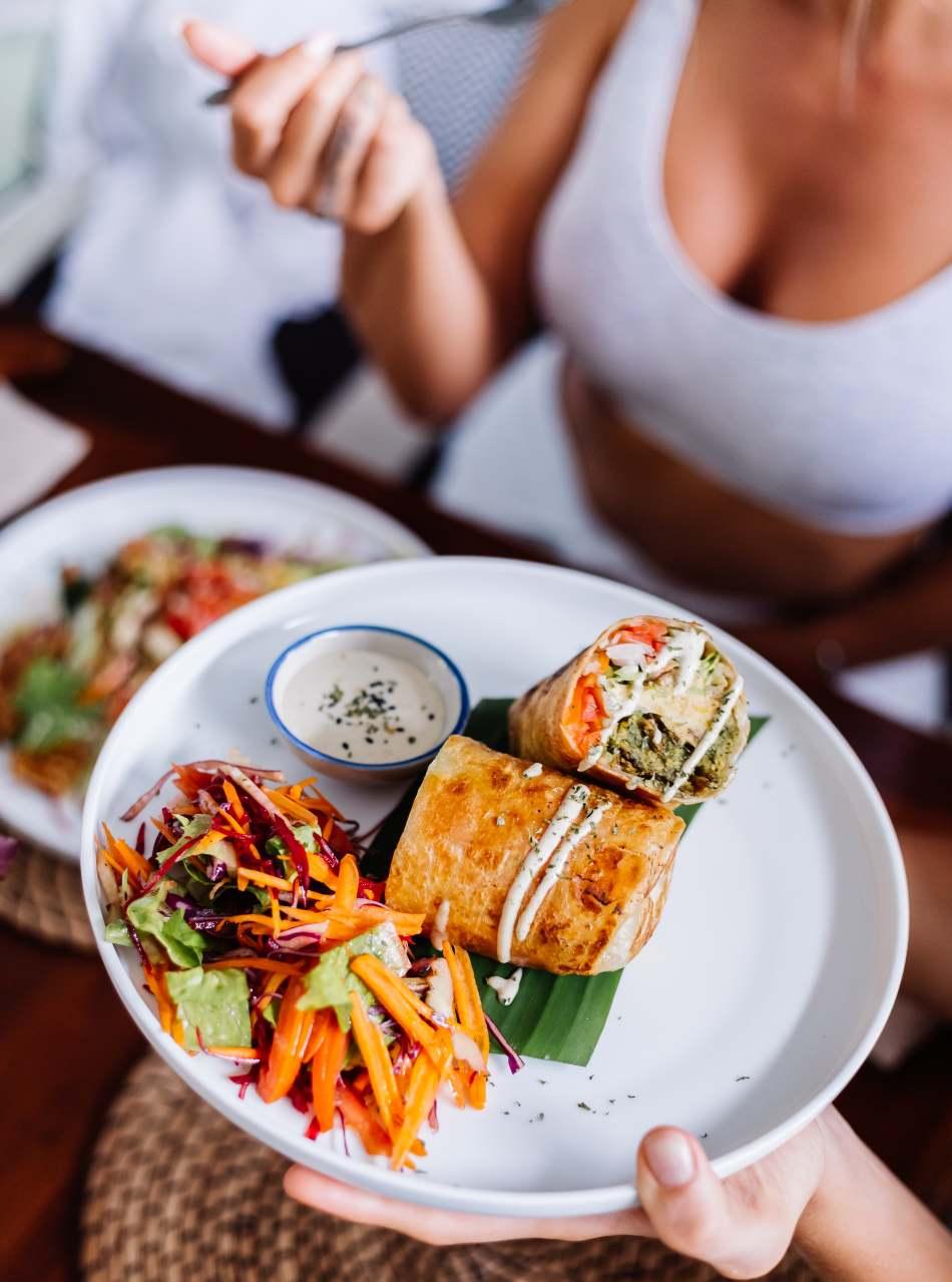 vegetables-plate-restaurant
